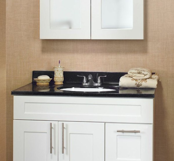 Bathroom vanities montreal with unique style for Bathroom cabinets montreal