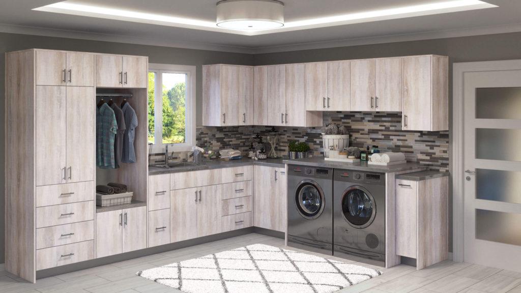 ROS Laundry Room